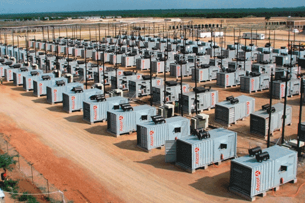 Modular Diesel Power Plants